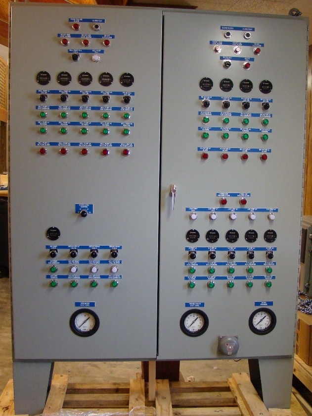 Water Control Panels TX