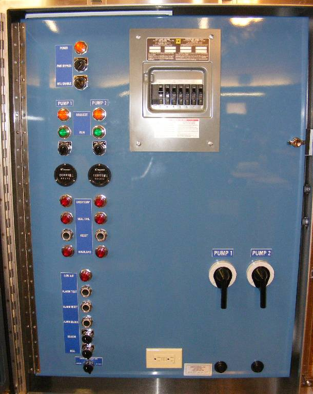 Multi-Faceted Water Control Panel TX